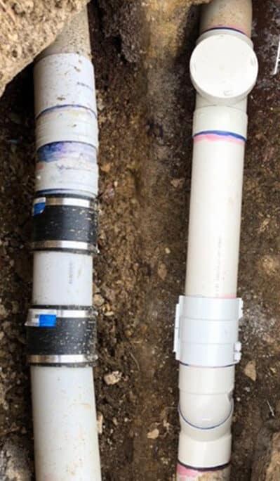 Sewer Line Repair 01